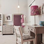 "Katie's ""Purple Toned Grays"" Room 
