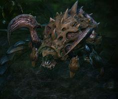 StarCraft Zerg Roach
