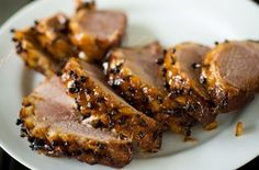 Gordon Ramsay's honey glazed ham recipe