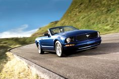 Ford Mustang Convertible <3