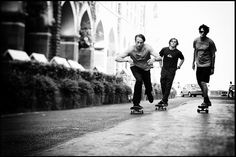Tony Hawk & Friends ©KevinMetallier  #skate
