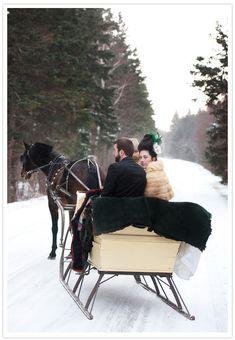 Winter getaway...