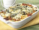 baked spinach artichoke dip