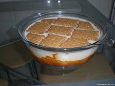 TARTA FRIA DE QUESO | Cocinar en casa es facilisimo.com