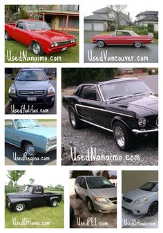 The best of April used cars. From all of our Canada sites.