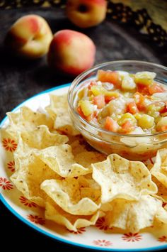 Easy and Delicious Peach Salsa