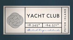 brand stuff, knot logo, peter island, wilki birdsal, yacht club branding