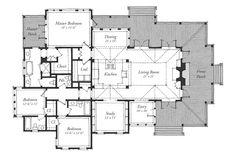 PERFECT one level floor plan