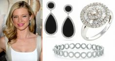 Amy Smart Sparkles In Graziela Gems At The 'Single Moms Club' Premiere: Best Bling Of The Week - FashionNStyle.com