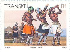 1984 Transkei   -  Intonjane dance by women of the Xhosa tribe
