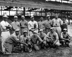 Dentist Baseball Team, Howard University | 1930's by Black History Album, via Flickr