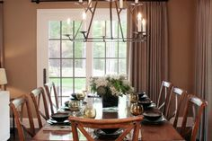 Porch Loves Chic Chandeliers! on Pinterest