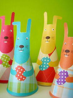 Last Minute Free Printable Easter Crafts