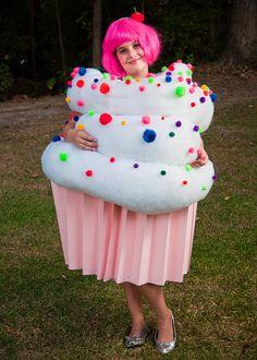 Mac's Cupcake Costume