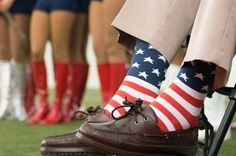 A Gentleman's Guide To Picking Out Socks, As Told By George H.W. Bush