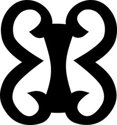 African Symbol For Love Pempamsie - symbol of