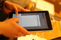 iPad et « gamification » du cours de français