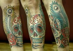 Tattoo Union Sugar Skull