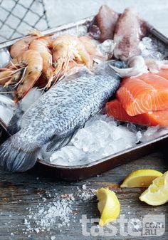 fish. My favorite food