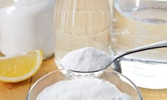 Innovative uses for baking soda