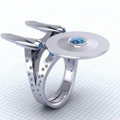 Enterprise ring.