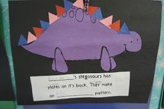 Kindergarten Khronicles - stego plate patterns