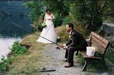 funny wedding pic!