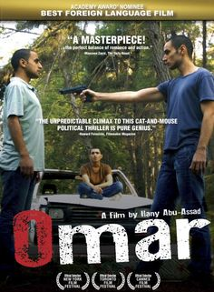 Omar is accustomed to dodging surveillance bullets to cross the separation wall to visit his secret love Nadia. But occupied Palestine knows neither simple love nor clear-cut war. When Omar is captured after a deadly act of resistance, he falls into a cat-and-mouse game with the military police.  Arabic, 98 min.  http://highlandpark.bibliocommons.com/search?utf8=%E2%9C%93t=smartsearch_category=keywordq=omar+assadcommit=Search