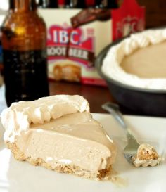 Root Beer Float Pie - Cool Home Recipes