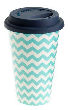 Ceramic coffee cup / j.crew