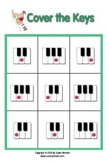 piano and music theory games