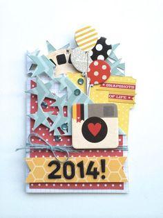 disney scrap, pocket tag, tutorial, card, scrapbook