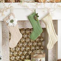 Seasonal Sweater Stocking