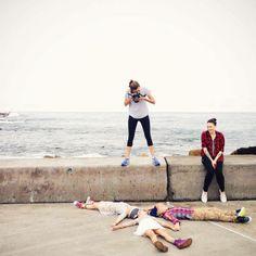 The SUPER TALENTED Alexandrena Parker shooting for Stylem magazine via: Stylem Magazine's FB