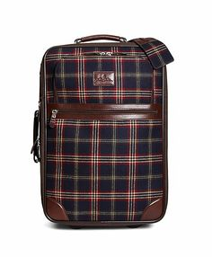 Signature Tartan Trolley - Brooks Brothers