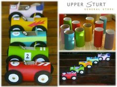 craft for boys, boy craft, roll car, boys crafts ideas, toilet paper rolls, toilet roll, car crafts, crafts for boys, kid craft