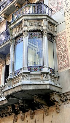 Barcelona - Aribau 151 d by Arnim Schulz, via Flickr