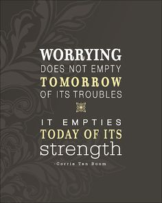 hiding places, word of wisdom, remember this, stay strong, faith, corrie ten boom, inspirational quotes, thought, worri