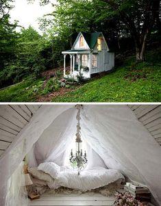 what a place to take a nap.