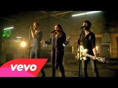 """Lady Antebellum's video """"Downtown"""""""