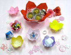 桃の花の彩り