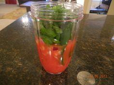 nutribullet salsa