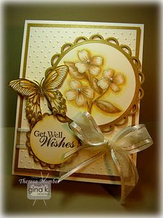 nice layout, card idea, craft, butterflies, colors, cutey card, gold butterfli, cards