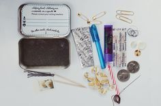 Visiting Teacher Emergency Kit (but this would probably be my everyday emergency kit)