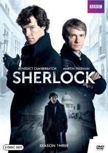 Sherlock: Season Three (Original UK Version): Benedict Cumberbatch, Martin Freeman