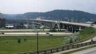 Western Hills Viaduct, Cincinnati.