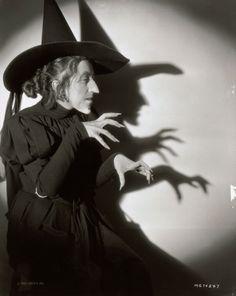 Margaret Hamilton, The Wizard of Oz, 1939