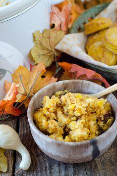 Crock Pot Corn Pudding by Pennies on a Platter