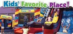 Pump it up has a few