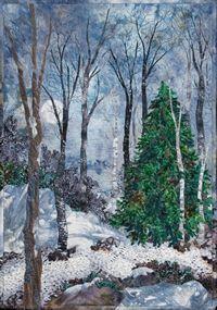 Sue Gilgen landscape quilt